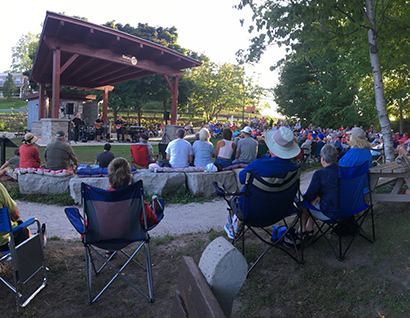 View our Summer Bandshell Concerts